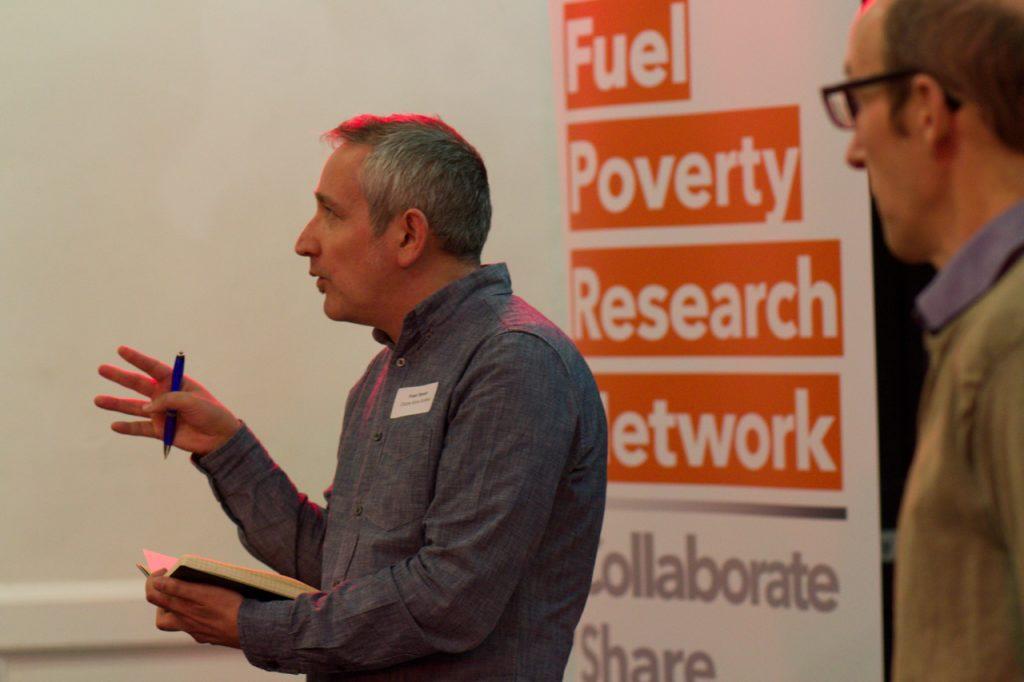 Fraser Stewart and William Baker (photo: Alice Restrick)
