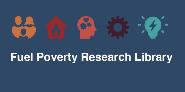 Fuel Poverty Research Library