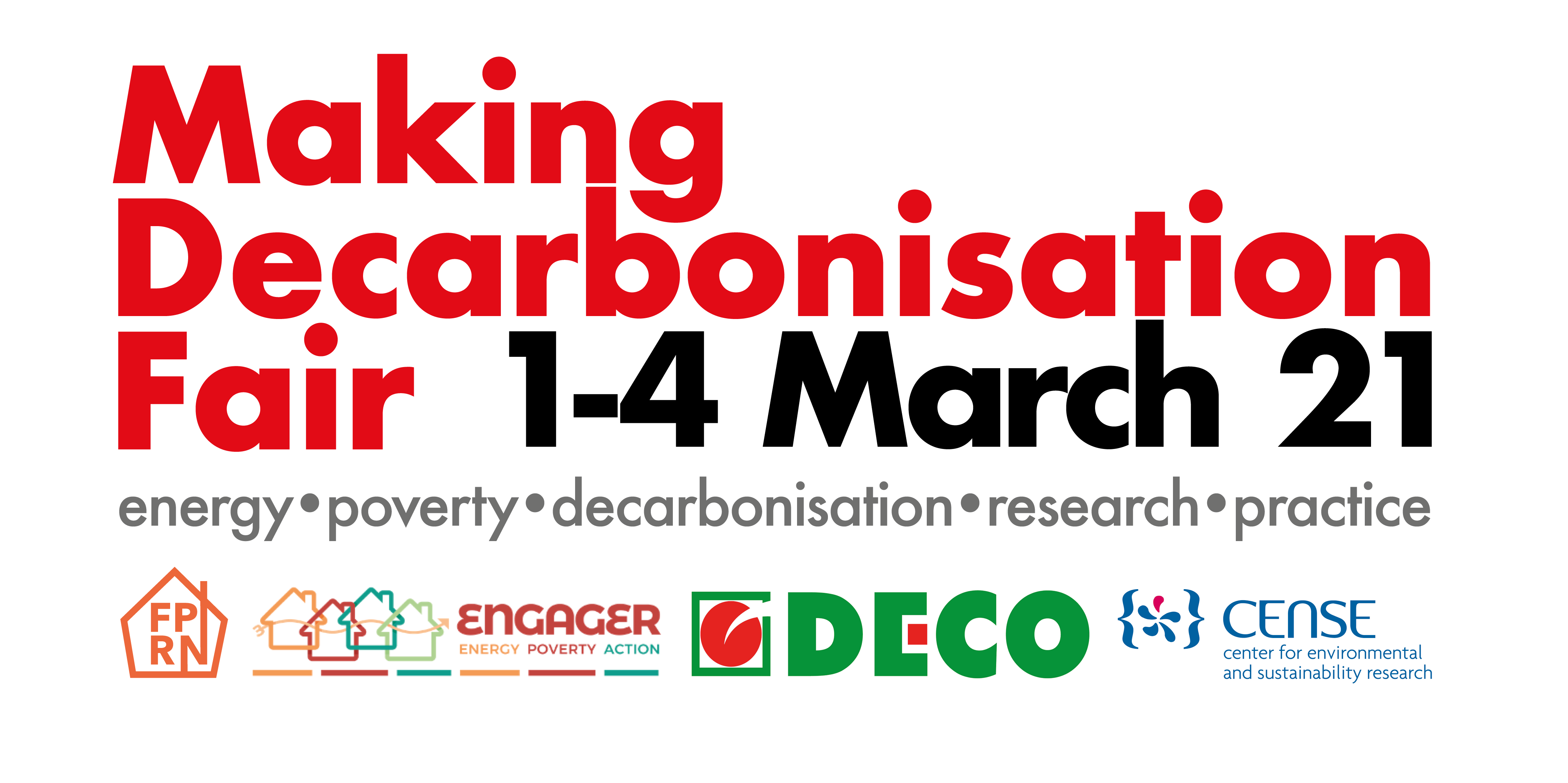 Making Decarbonisation Fair